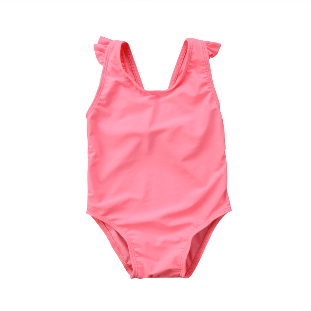 Betty Bow Back Swimsuit - Swimsuits - baby-petite