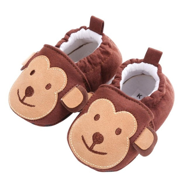 Monkey Business Soft Sole Shoes - Shoes - baby-petite