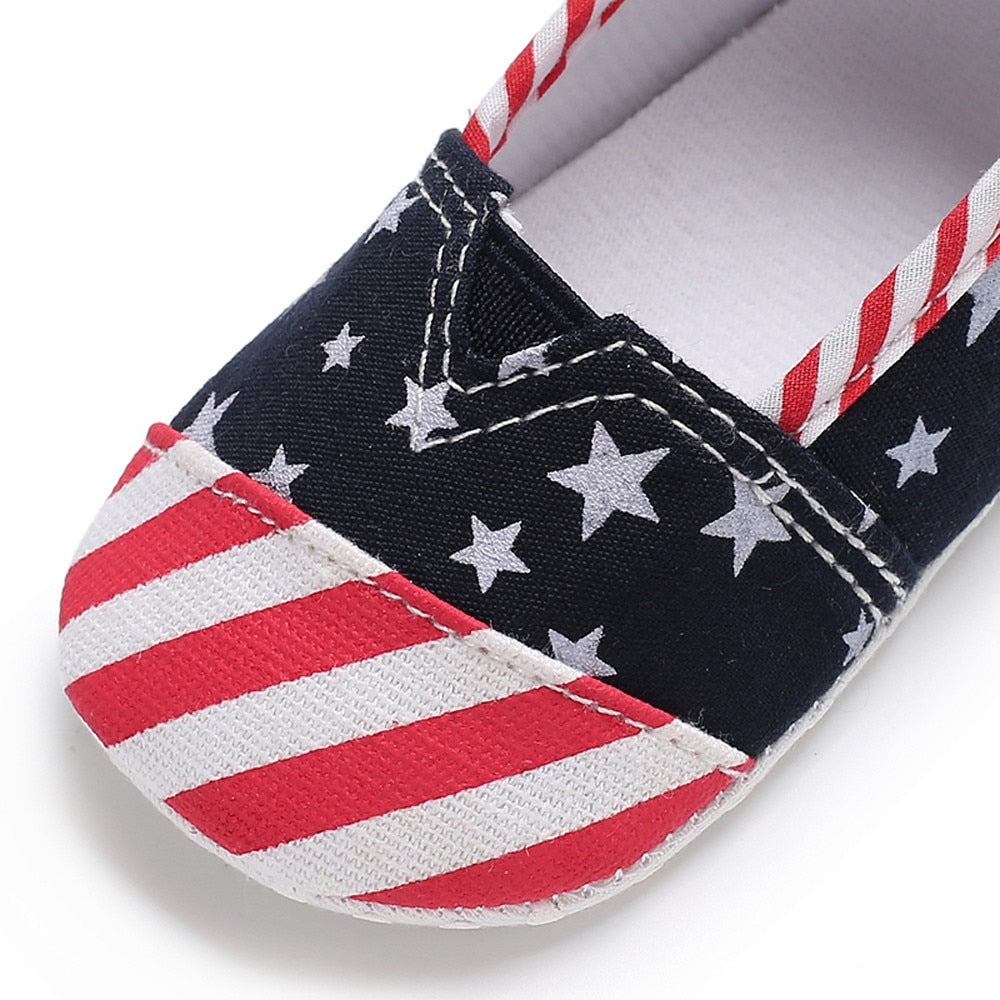 American Rock Star Slip On Boat Shoes