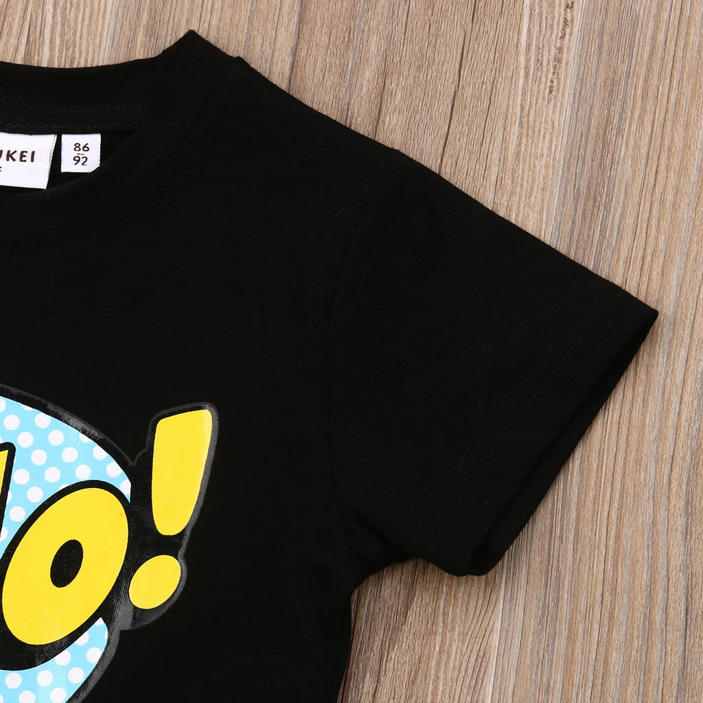 Hello Yellow Casual Cotton T-Shirt