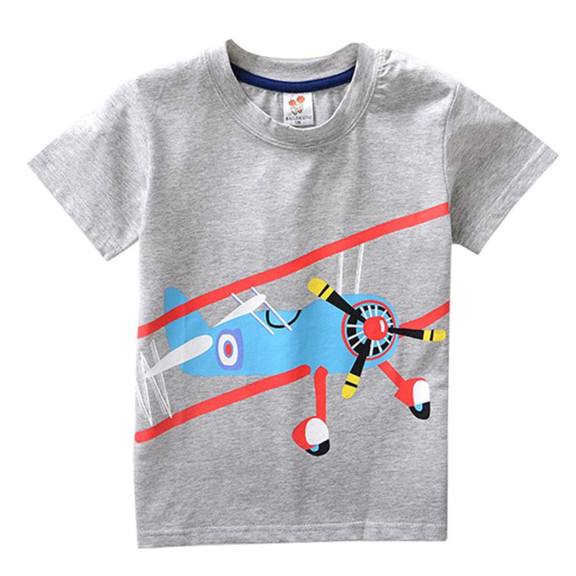 Up, Up And Away Casual Cotton T-Shirt