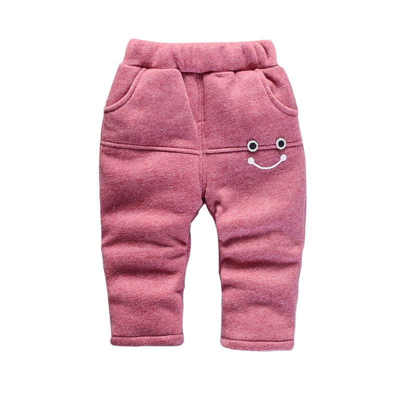 Mr. Happy Warm Autumn/Winter Trousers