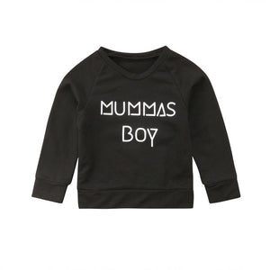 Mumma's Boy & Girl Casual Warm Sweater