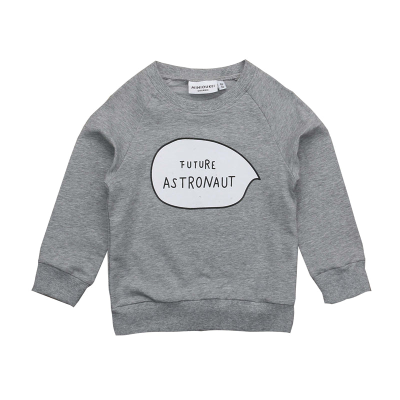 Future Astronaut Casual Warm Sweater