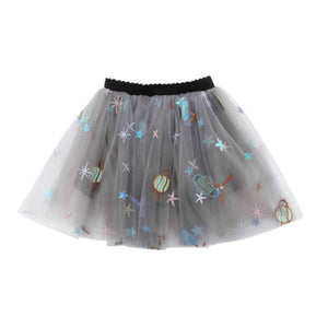 Magical Ballerina Princess Tulle Stretchable Skirt