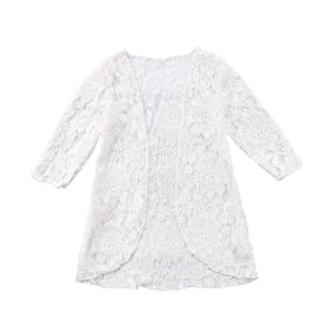 Summer Lace Easy Breezy Outerwear