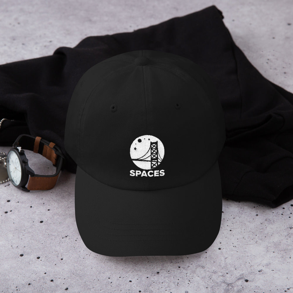 Spaces Logo Dad Hat