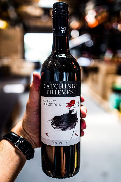 Catching Thieves Cabernet Merlot 2015