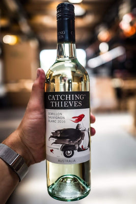 Catching Thieves Semillon Sauvignon Blanc 2016