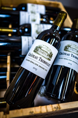 Chateau Trimoulet Saint Emilion Grand Cru 2013