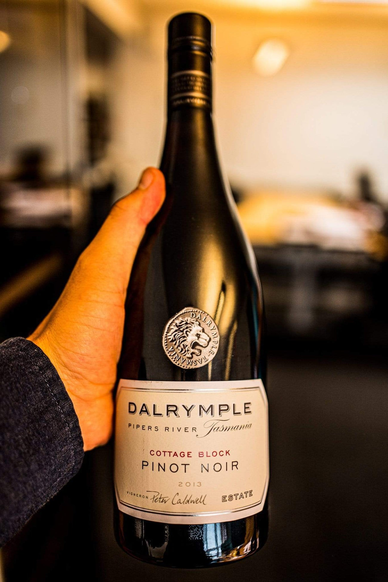 Dalrymple Pipers River Cottage Block Pinot Noir 2013