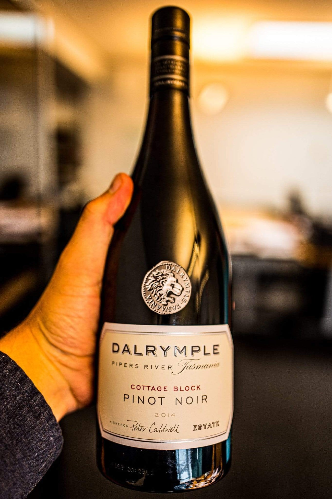 Dalrymple Pipers River Cottage Block Pinot Noir 2014