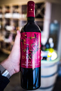 Diablo Dark Red 666 2015