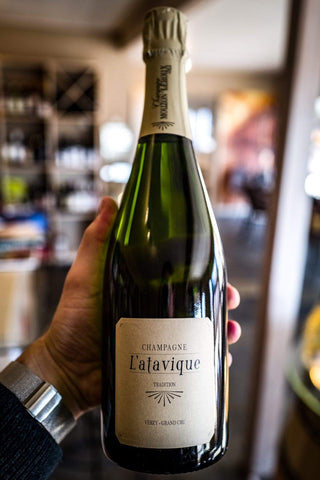 L'atavique Tradition Verzy Grand Cru Champagne NV