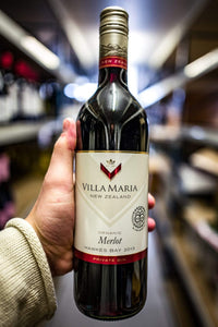 Villa Maria Estate Private Bin Merlot ORGANIC 2013