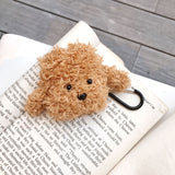 Poodle Soft Toy Case for Apple Airpods Charging Case - Hot Buy Trend