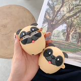 Pug Case for Apple Airpods Charging Case - Hot Buy Trend