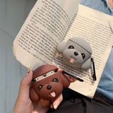 Toy Poodle Case for Apple Airpods Charging Case - Hot Buy Trend