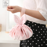 Rabbit Drawstring Cosmetic Bag - Portable Quick Packing Pouch - Hot Buy Trend