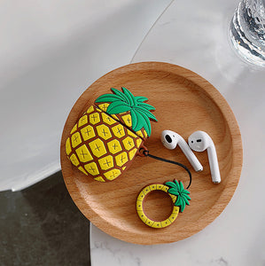 Pineapple Case for Apple Airpods Charging Case - Hot Buy Trend