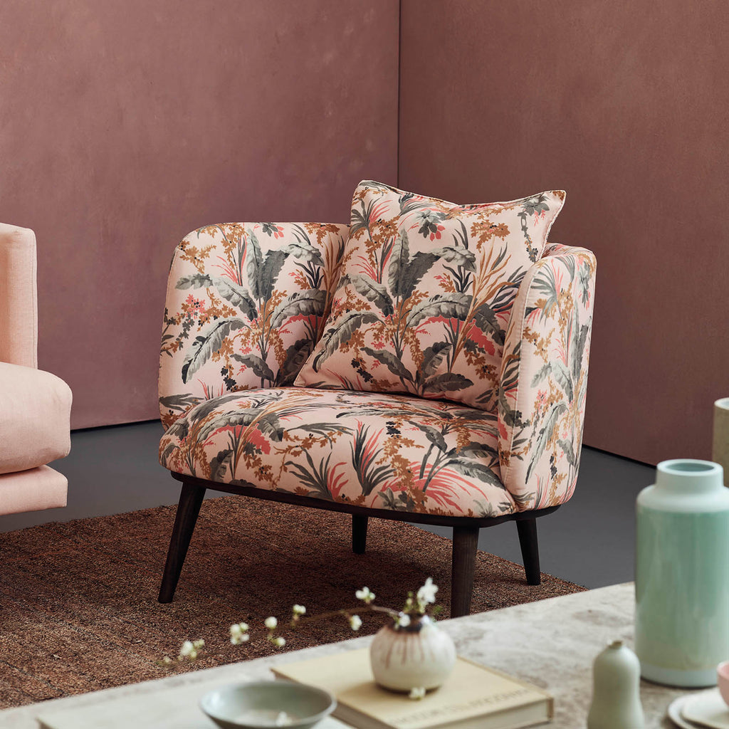 Introducing Our New Botanical Print Velvet