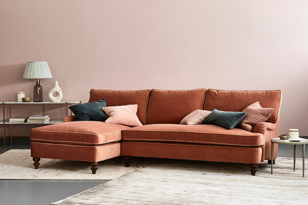Florence - Corner Sofa with Chaise