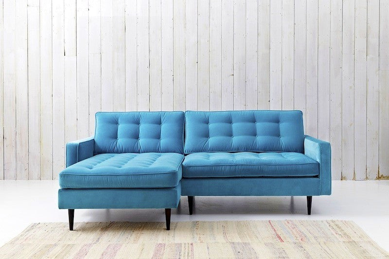 Harper Button Sofa
