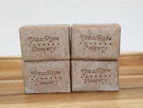 Orange Pumice Exfoliating Artisan Soap