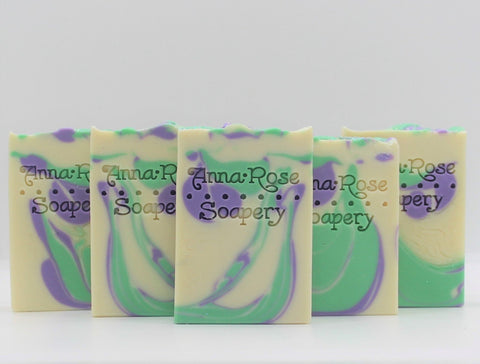 Keep Calm & Lather On Handmade Artisan Soap