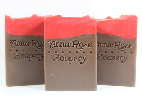 Apples & Maple Bourbon Handmade Artisan Soap