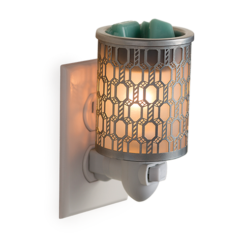 Filigree Wall Plug-In Wax Melt Warmer