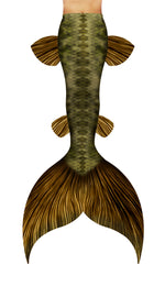 Bass Mermaid Tail