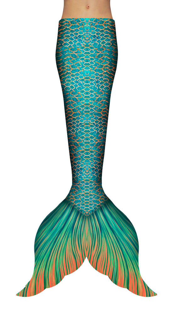 Emerald Isle Mermaid Tail