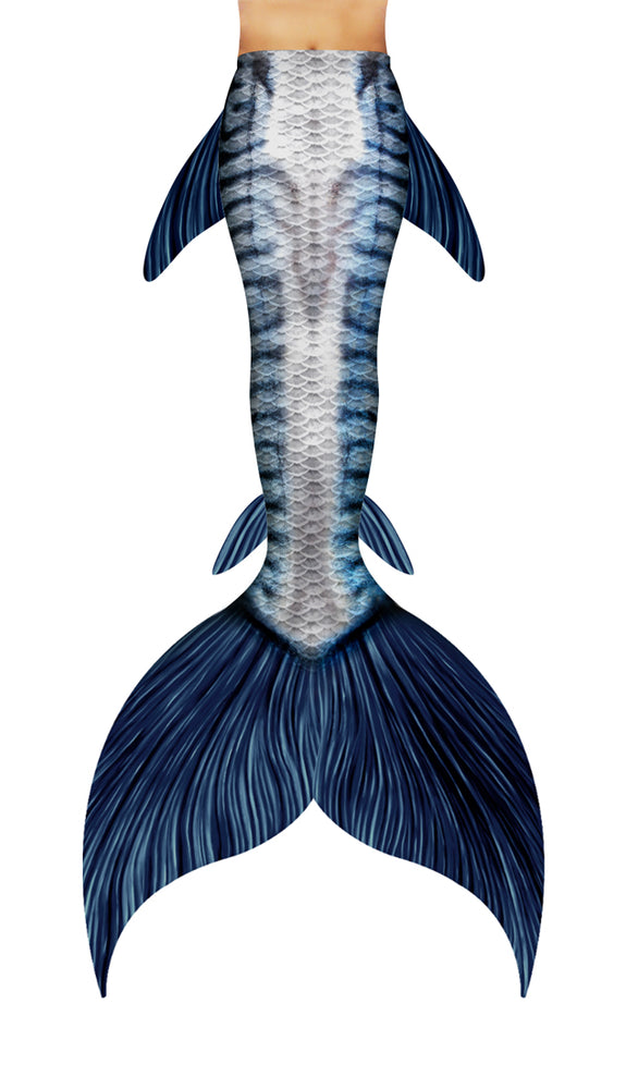 Mackerel Mermaid Tail