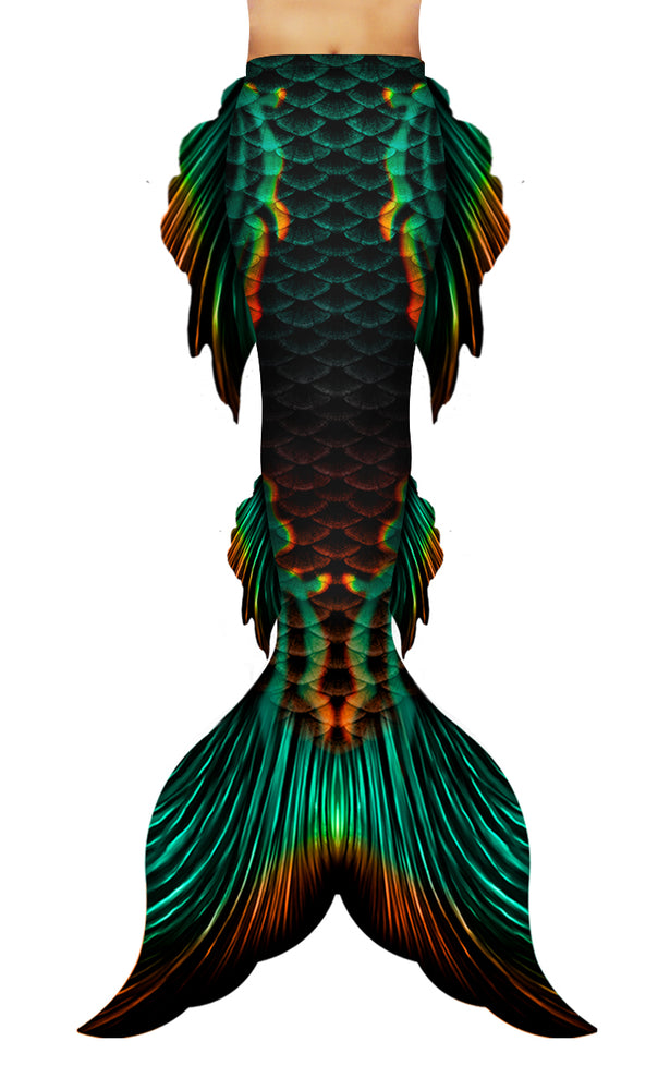 Magic Mint Pro Mermaid Tail