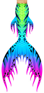 Neon Aquatica Mermaid Tail