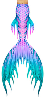 Pastel Aquatica Mermaid Tail