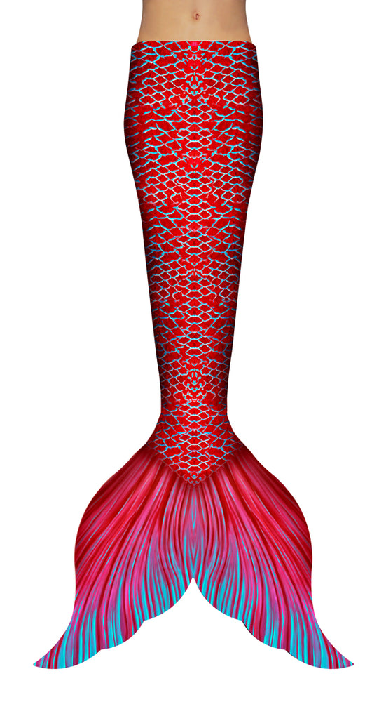 Ruby Isle Mermaid Tail