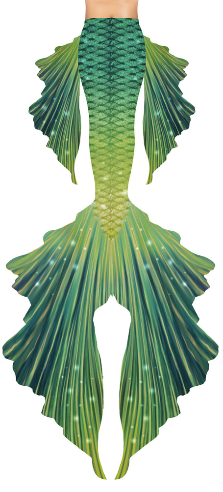 Serpent Mermaid Tail