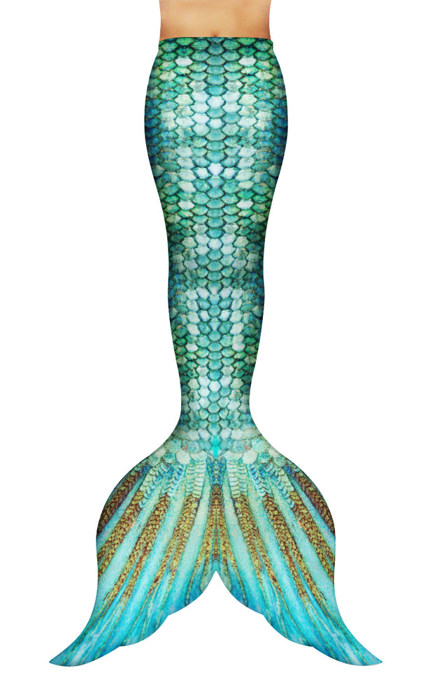 Jade Pro Mermaid Tail