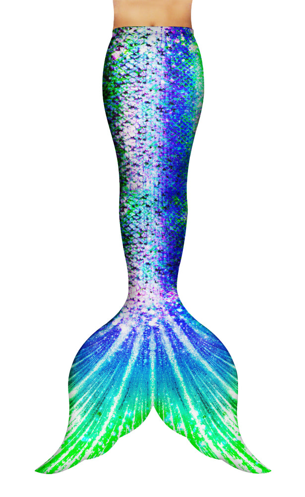 Green Dream Pro Mermaid Tail