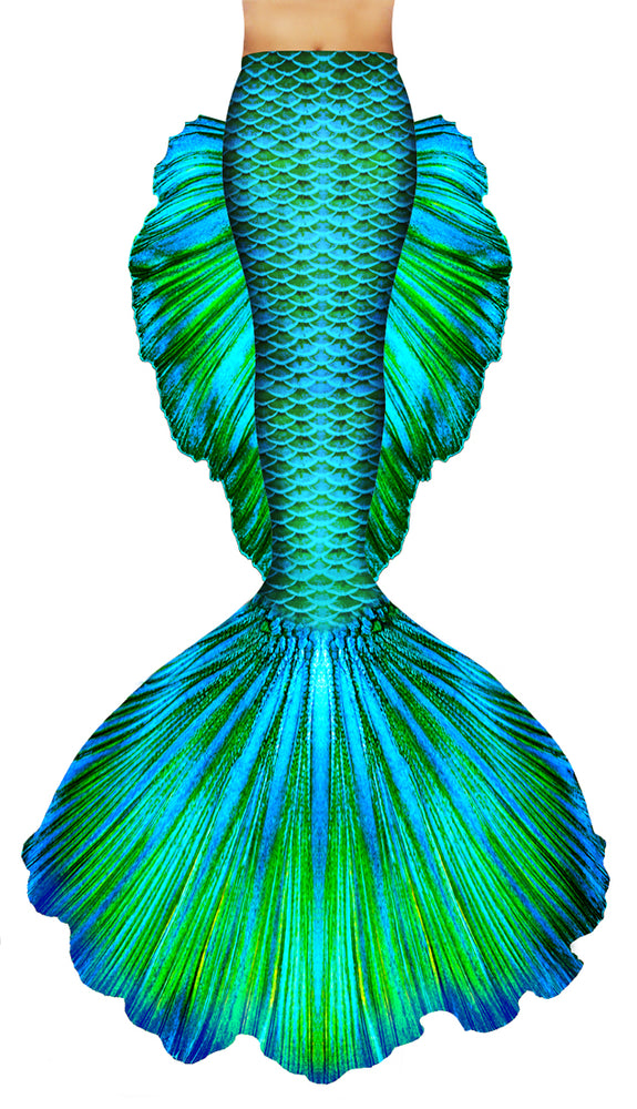 Atlantis Betta Mermaid Tail