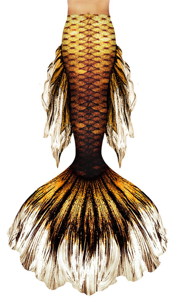 Honey Betta Mermaid Tail