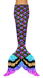 Glamour Mermaid Tail
