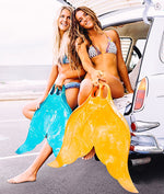 Boho Siren Mermaid Tail