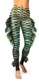 Sand Betta Leggings