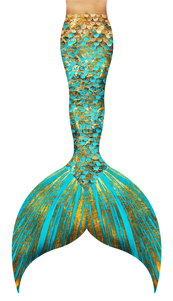 Sea Goddess Mermaid Tail