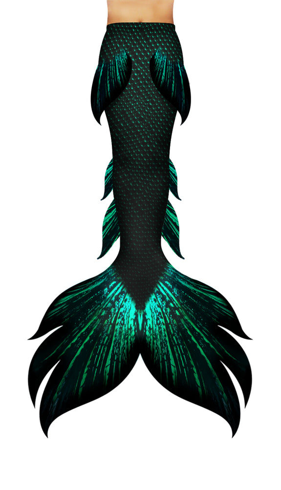 Toxic Siren Mermaid Tail