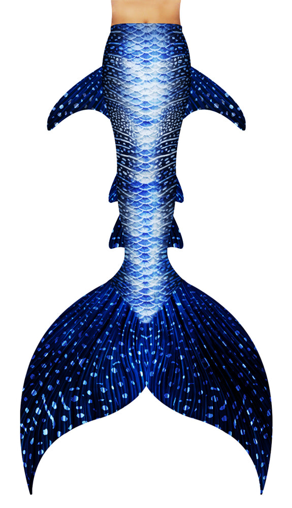 Whale Shark Mermaid Tail