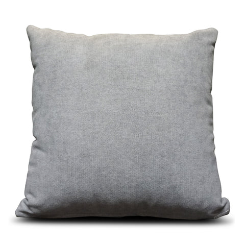 Grey Enjoy 40cm x 40cm Cushion
